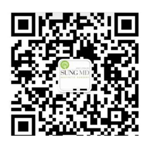 Connect with us on WECHAT app